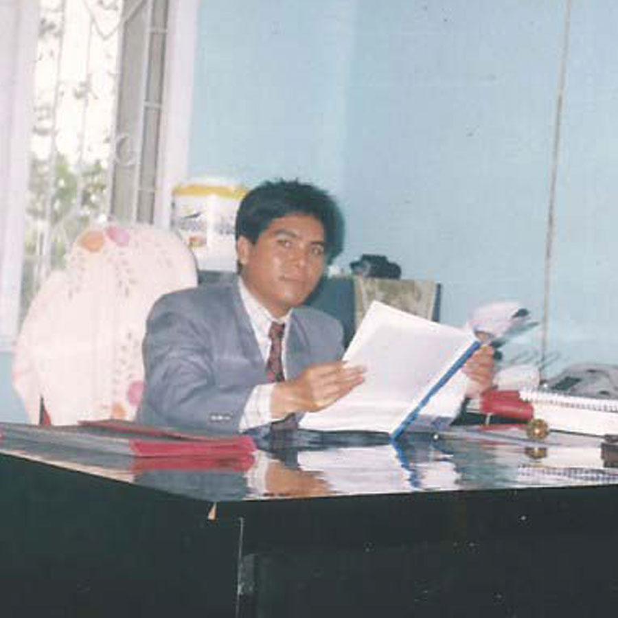 Chairman, Zicord Manipur