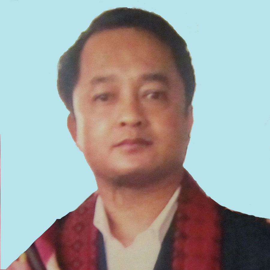 President, Zicord Manipur (Recipient of Dr. Ambedkar National Award for Social Work, 2014
