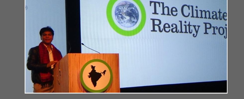 Global Climate Leader