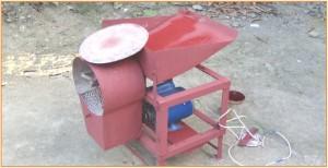 Biomass Grinder